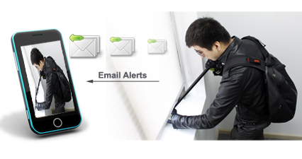 Motion Detection & Email Notification