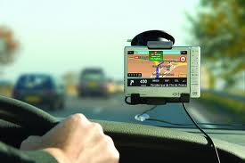 GPS on drag racing