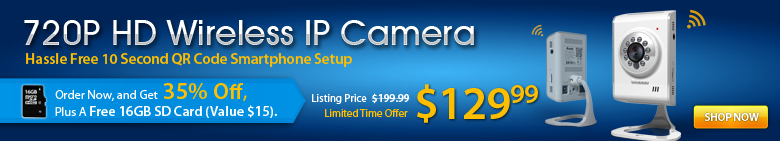 Surveillance Camera Systems Deals